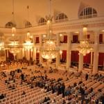 Большой зал филармонии Дворянское собрание фото Л. Калясиной собрание