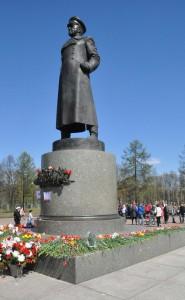Жуков Г.К. Парк Победы