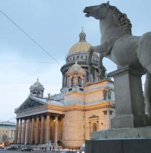 Исаакиевский собор фото Александра Постникова