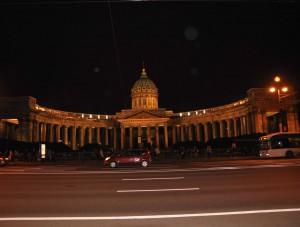 Казанский собор фото Е. Флеровой