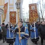 Лавра 300 лет Крестный ход
