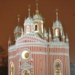 Чесменская церковь фото Л. Калясиной