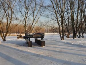 вагонетка Парк Победы февраль 219