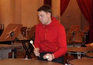 Евгений Курский - ударные