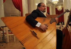 Козырев Вячеслав (балалайка-контрабас)