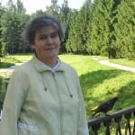 Виктория Пузыревская фото Л. Калясиной