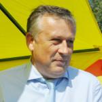 Губернатор Ленинградской области А. Дрозденко