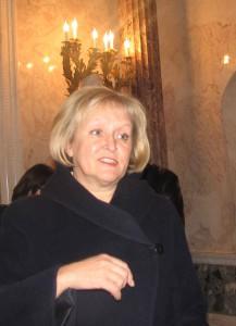 Ольга Таратынова директор ГМЗ ЦАРСКОЕ СЕЛО фото Людмилы Калясиной