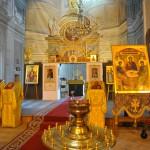 Гатчина Дворцовая церковь Весна 2012 год