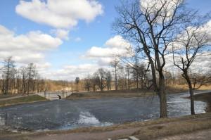 Гатчинский парк Весна 2012