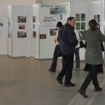 ЛЕНЭКСПО 2010 стенд газеты и фотовыставка 300 лет Царское Село фото В. Мухера и Е. Флеровой