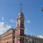 Дума Неский проспект фото Людмилы Калясиной