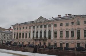 Строгоновский дворец