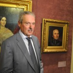 А. Катков праправнук брата Карла Брюллова Выставка 10 картин К Брюлова в Русском музее август 2013