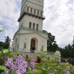 Белая башня Александровский парк