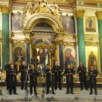 Валаамский хор в Исаакиевском Соборе 096