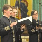 Валаамский хор в Исаакиевском Соборе 106