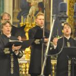 Валаамский хор в Исаакиевском Соборе 107