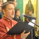 Валаамский хор в Исаакиевском Соборе 220