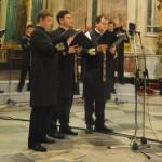 Валаамский хор в Исаакиевском Соборе 232