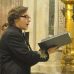 Валаамский хор в Исаакиевском Соборе 258