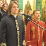 Валаамский хор в Исаакиевском Соборе 374