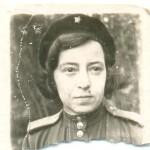 Фельдшер Вера Андреевна Негодаева 1941-1945