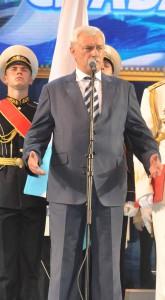 День РФ флота БКЗ Октябрьский  2013_