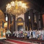 КАЗАНСКИЙ СОБОР ВСТРЕЧА КРЕСТА АНДРЕЯ ПЕРВОЗВАННОГО 202