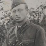 Капитан Анатолий Иосифович Быков 1941-1945 гг.
