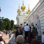 Открытие Музея фонтанного дела Петергоф 2013 _