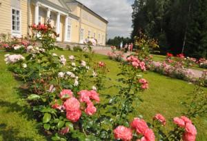 Розовый павильон _