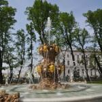Фонтаны Летний сад 555 фото Елены Флеровой