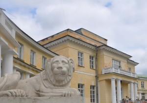 Львы из Марьино