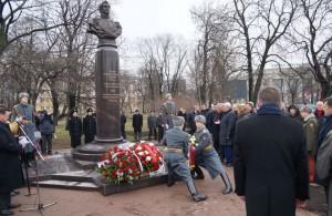 Открытие памятника Милорадовтчу 3 Фото Владимира Желтова
