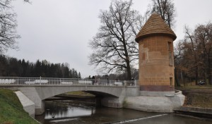 Пиль-башня фото Людмилы Калясиной