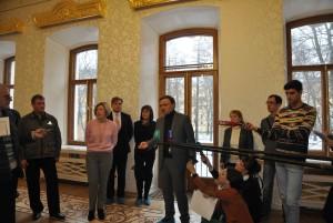Шереметевский дворец 2016 февраль Фото Калясиной Людмилы DSC_0386
