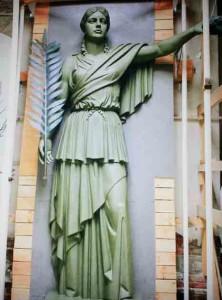 Элементы декора Арка Славы фото Андрей Захарчук Невские Новости