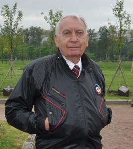 ПОЧЕТНЫЕ петербуржцы Пулковский парк 026 Спасский
