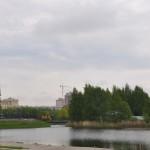 ПОЧЕТНЫЕ петербуржцы Пулковский парк 038