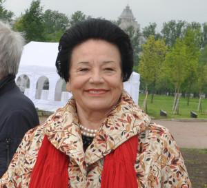 ПОЧЕТНЫЕ петербуржцы Пулковский парк 057_ Богачева