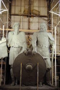 Памятник Рюрику Фото Елены Тын 1 (3)
