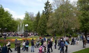 Парк города Гомель 2