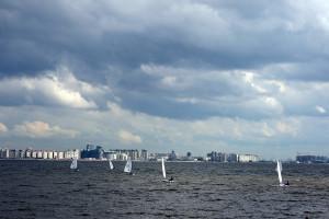 детские яхт-гонки 1 и (1)
