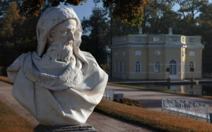 Скульптура Царского Села _