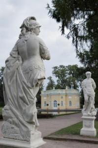 Скульптуры Царского Села