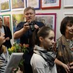 Выставка Насти Андреичевой 1 Фото Владимирв Желтова 2015