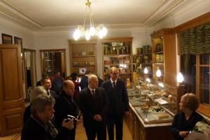 Открытие  музея хлеба Фото Владимира Желтова_