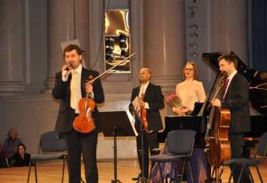 Последние концерты в Смольном соборе _