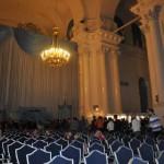 Последние концерты в Смольном соборе _ _ _ _